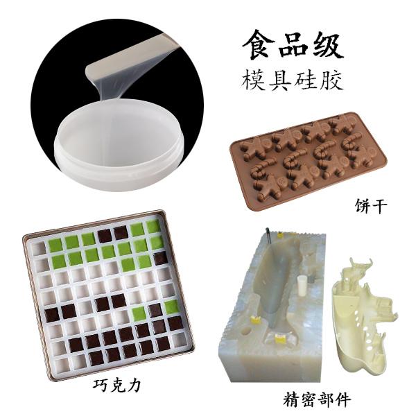 食品级模具硅胶应用